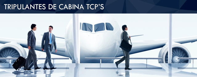 Seguro para tripulantes de cabina TCP